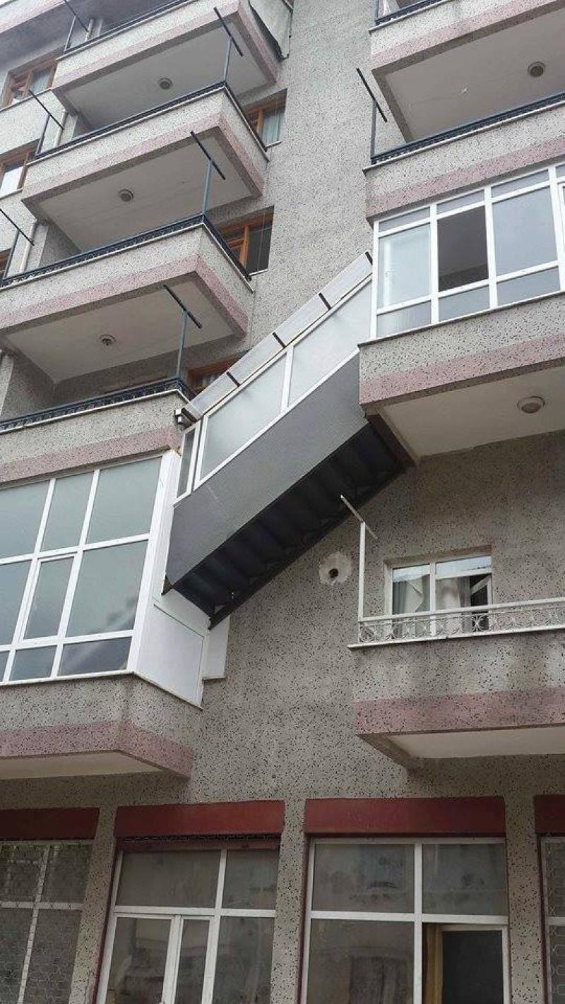 Удивительные балконы, которых вы еще не видели!.
